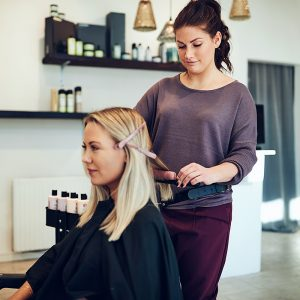 The dyeing of hair is an ancient art that involves treatment of the hair