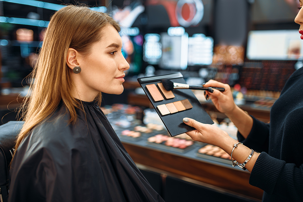 Beauty salons have proven to be a recession-proof industry